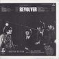 Beatles -- Revolver LP mono
