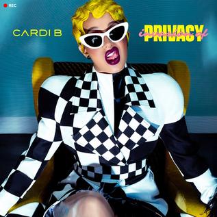 Cardi B – Invasion Of Privacy LP