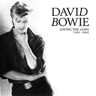 David Bowie - Loving The Alien (1983-1988) box set 15LP
