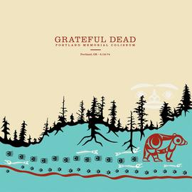 Grateful Dead -- Portland Memorial Coliseum 5/19/1974 LP box set