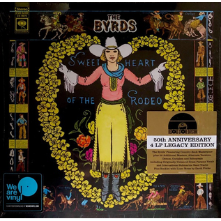 Byrds - Sweetheart Of The Rodeo LP legacy edition