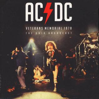 AC/DC -- Veterans Memorial 1978 - The Ohio Broadcast LP red vinyl
