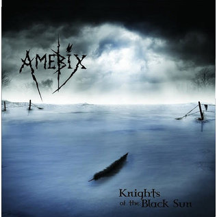 "Amebix -- Knights Of The Black Sun 12"" vinyl"
