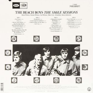 Beach Boys ‎– Smile LP