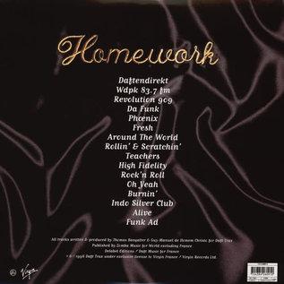 Daft Punk – Homework LP