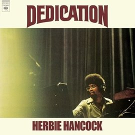 Herbie Hancock ‎– Dedication LP