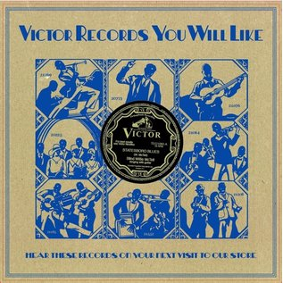 "Blind Willie McTell - Statesboro Blues / Three Women Blues 10"""