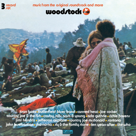 Woodstock - Mono PA Version LP