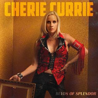 Cherie Currie -- Blvds of Splendor LP
