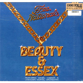 """Free Nationals (Anderson Paak) -- Beauty & Essex 12"""""""