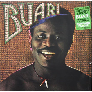 Buari – Buari LP
