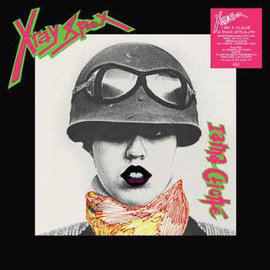 X-Ray Spex - I Am A Cliché LP