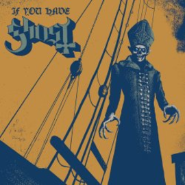 """Ghost – If You Have Ghost EP 12"""" vinyl"""