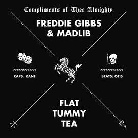 "Freddie Gibbs & Madlib – Flat Tummy Tea 12"""