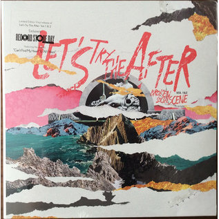 Broken Social Scene ‎– Let's Try The After Vol 1 & 2 LP