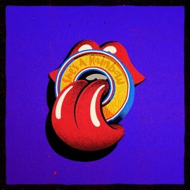 "Rolling Stones ‎– She's A Rainbow / Live At U Arena, Paris / 25.10.17 10"" yellow vinyl"