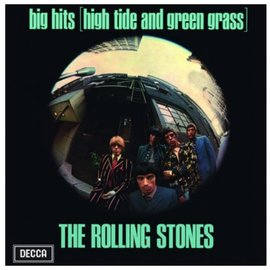 Rolling Stones - Big Hits (High Tide And Green Grass) LP green	vinyl