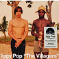 "Iggy Pop	- The Villagers b/w Pain & Suffering 7"" dark green vinyl"