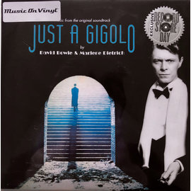 David Bowie & Marlene Dietrich – Music From The Original Soundtrack Just A Gigolo 7''