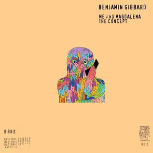 Benjamin Gibbard ‎– Me and Magdalena / The Concept 7""