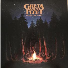 """Greta Van Fleet – From The Fires EP 12"""" vinyl"""