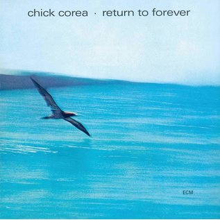 Chick Corea ‎– Return To Forever LP