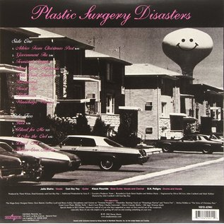 Dead Kennedys ‎– Plastic Surgery Disasters LP