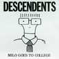 Descendents ‎– Milo Goes To College LP