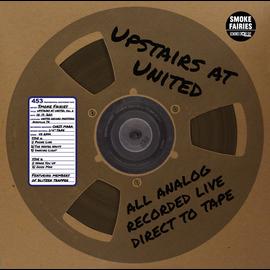 "Smoke Fairies – Upstairs At United, Vol. 6 EP 12"" vinyl"