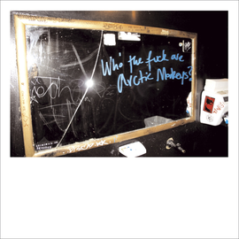 "Arctic Monkeys – Who The Fuck Are Arctic Monkeys? 10"" vinyl"