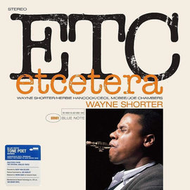 Wayne Shorter – Etcetera LP