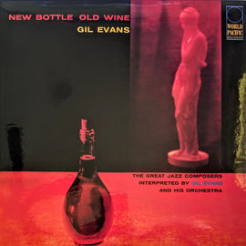 Gil Evans Orchestra Featuring Cannonball Adderley – New Bottle Old Wine LP