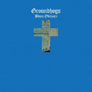 Groundhogs ‎– Blues Obituary LP