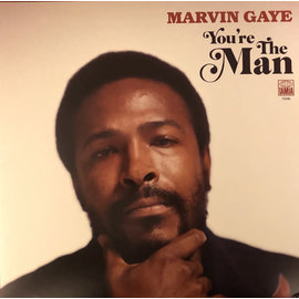 Marvin Gaye ‎– You're The Man LP