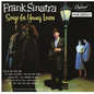 """Frank Sinatra – Songs For Young Lovers 10"""" vinyl"""