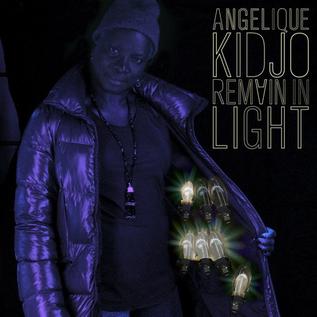 Angelique Kidjo – Remain In Light LP purple vinyl