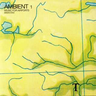 Brian Eno ‎– Ambient 1 (Music For Airports) LP