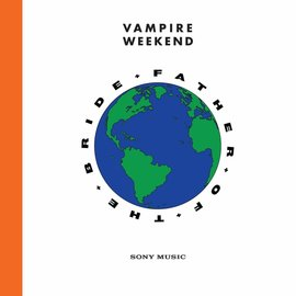 Vampire Weekend ‎– Father Of The Bride LP