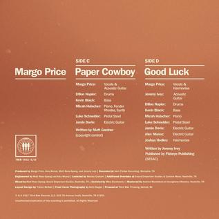 "Margo Price – Weakness 7"""