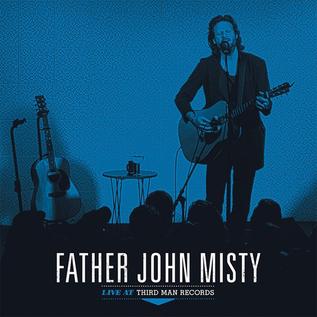 Father John Misty – Live at Third Man Records LP