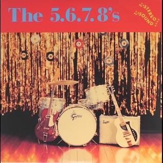 5.6.7.8's – The 5.6.7.8's LP