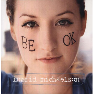 Ingrid Michaelson – Be OK LP light blue vinyl