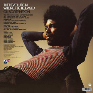 Gil Scott-Heron ‎– The Revolution Will Not Be Televised LP