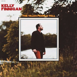 Kelly Finnigan ‎– The Tales People Tell LP red vinyl