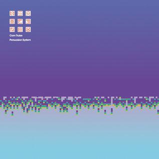 Com Truise – Persuasion System LP blue vinyl