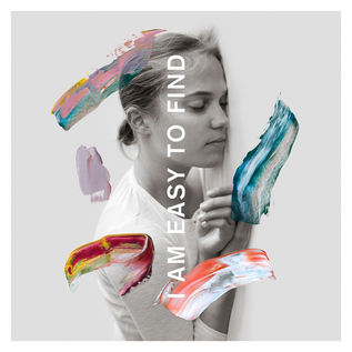 National – I Am Easy To Find LP deluxe