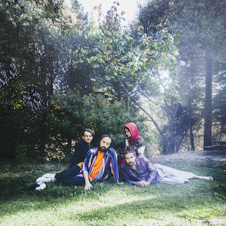 Big Thief ‎– U.F.O.F. orange vinyl