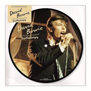 "David Bowie – Boys Keep Swinging 7"""