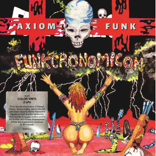 Axiom Funk ‎– Funkcronomicon LP