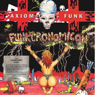 Axiom Funk – Funkcronomicon LP